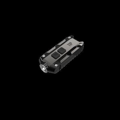 Nitecore TIP SS LED Mini Metallic keychain light