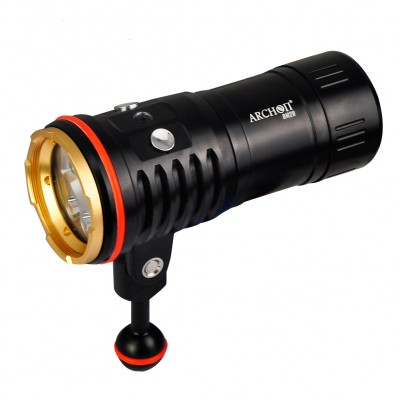 Archon DM20 5200 Lumens CREE LED Underwater Photographing Diving Flashlight