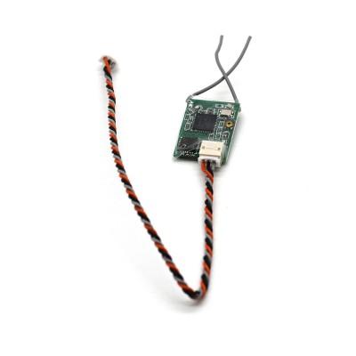 2.4G Fasst 12 Channel Compatible FUTABA Mini Receiver