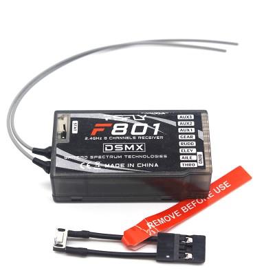 F801 DSMX 2.4GHz 8 CH 8 Channels  Digital Spread Modulation Receiver AR8000