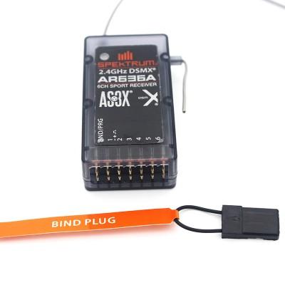 AR636A 6 Channel 2.4GHz AS3X Sport Receiver for Spektrum