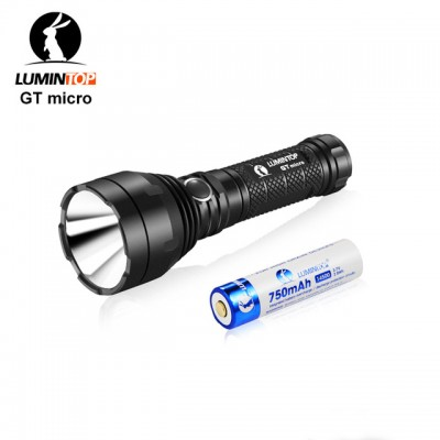 Lumintop GT micro CREE LED 1000Lumen Max Beam Distance 400Meter Flashlight