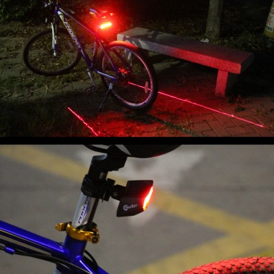 f9293f51370 More Views. Meilan X5 Bicycle Rear Tail Light Wireless Remote Control Turn  Signals ...