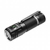 Lumintop EDC18 EDC Flashlight, max 2800 lumens ,3LEDs, Use 18650 Battery