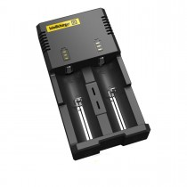 Nitecore i2 Intellicharger Battery Charger For 26650/22650/18650/17670/18490/17500/17335/16340/CR123A/14500/10440 Batteries