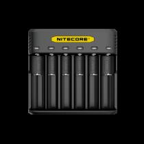 Nitecore Q6 Q Series 6 Slots Quick Charger