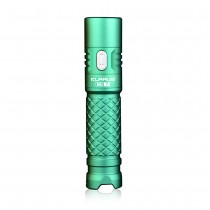 Klarus Mi7 EDC Flashlight, 700 Lumens,CREE XP-L HI V3 LED,AA/14500 batteries,Green