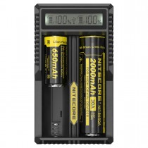 Nitecore UM20 Smart Battery Charger
