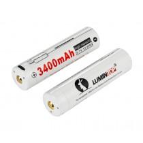 Lumintop LM34C Micro-USB18650 Li-ion battery