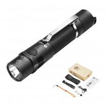 Lumintop EDC25 1000 Lumens Tactical LED Flashlight, Cree XP-L (V5), USB Rechargeable