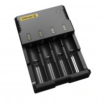 Nitecore I4 Intellicharger charger For 26650 18350 16340 14500 AAA Li-ion /Ni-MH Batteries