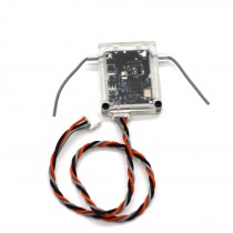 2.4G Fasst 12 Channel Compatible FUTABA MIni Receiver With shell