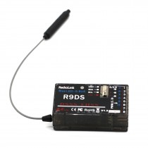 RadioLink R9DS 2.4GHz 9CH DSSS Receiver For AT9 AT10 Transmitter