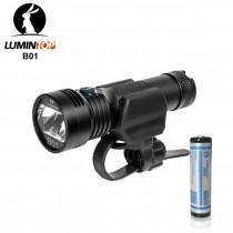 Lumintop B01 Bike Light Micro-USB Rechargeable 21700/18650  LED Flashlight