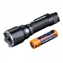 Fenix TK22 UE 1600 Lumen Tactical LED Flashlight with USB rechargeable 21700 Li-ion Battery