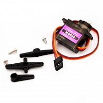 MG90S Micro Metal Gear 9g Servo for RC Airplane Helicopter Boat Car