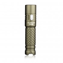 Klarus Mi7 EDC Flashlight, 700 Lumens,CREE XP-L HI V3 LED,AA/14500 batteries,Olive