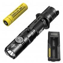 Nitecore MT22C Infinitely Variable Brightness Tactical Flashlight