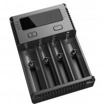 Nitecore I4 V2 2016 Intellicharger charger For 26650 18350 16340 14500 AAA Li-ion /Ni-MH Batteries
