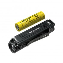 Nitecore P18 1800 Lumen CREE XHP35 HD LED Tactical Flashlight with Battery