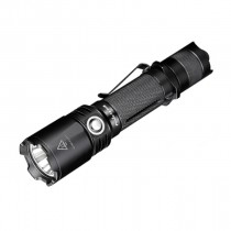 Fenix TK20R Micro-USB Rechargeable Flashlight, CREE XPL HI V3 LED, 1000 Lumens, Comes with 18650 Battery and Holster