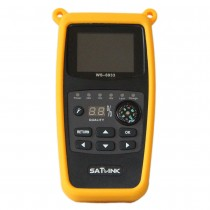 Satlink WS-6933 Satellite Finder, Ultra-Fast Compact HD DVB-S DVB-S2 Signal Finder
