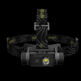 Nitecore HC60 Headlamp ,CREE XM-L2 U2 ,USB Rechargeable