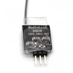 Radiolink R6DSM 10-CH S.BUS Super Mini Receiver