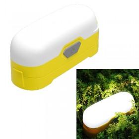 Nitecore LR30 Camping Lantern Flashlight, 205 Lumens, Utilises 6 high performance white LEDs and a red LED, with Magnetic Base