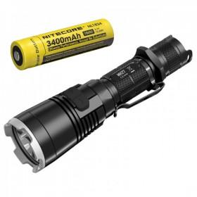 Nitecore  MH27 USB Rechargeable Tactical Flashlight, CREE XP-L HI V3 LED, 1000 Lumens