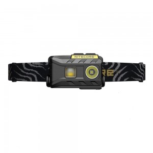 NITECORE NU25 White Red High CRI LED Rechargeable Lightweight Headlamp
