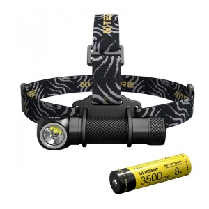 Nitecore HC33  High Performance L-Shaped 18650 Headlamp