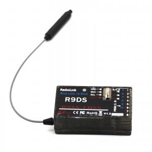 RadioLink R9DS 2.4GHz 9CH DSSS Receiver For AT9 AT10 Transmitter