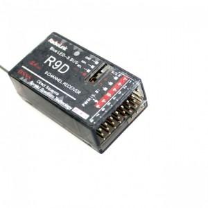 R9D 2.4G 9 Channel DSSS Receiver For RadioLink AT9 AT10 Transmitter RC